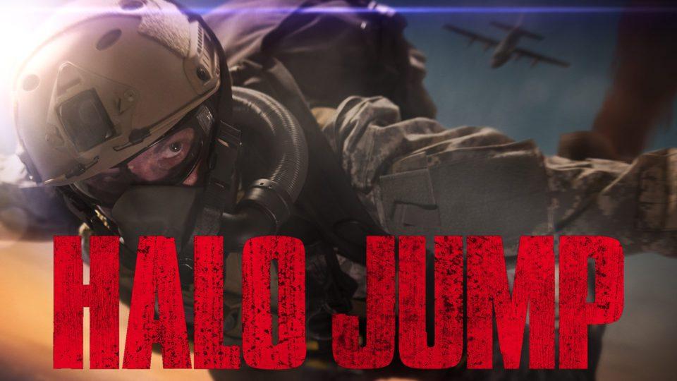 Halo Jump VFX tutorial - FXhome Masterclass