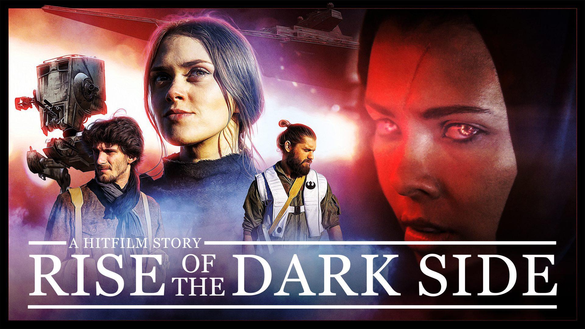 Rise of the Dark Side Star Wars-inspired fan film trailer thumbnail