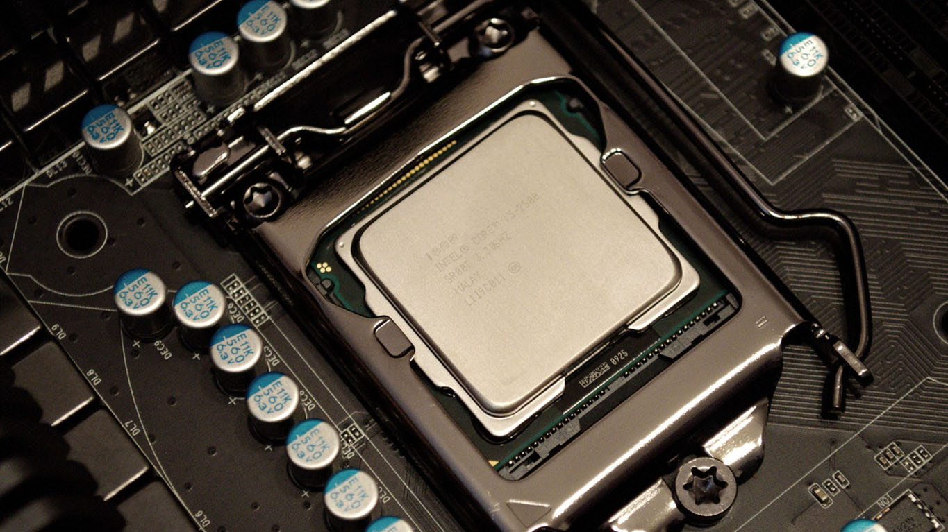 CPU (processor) - Components to consider when looking for the best computer for video editing