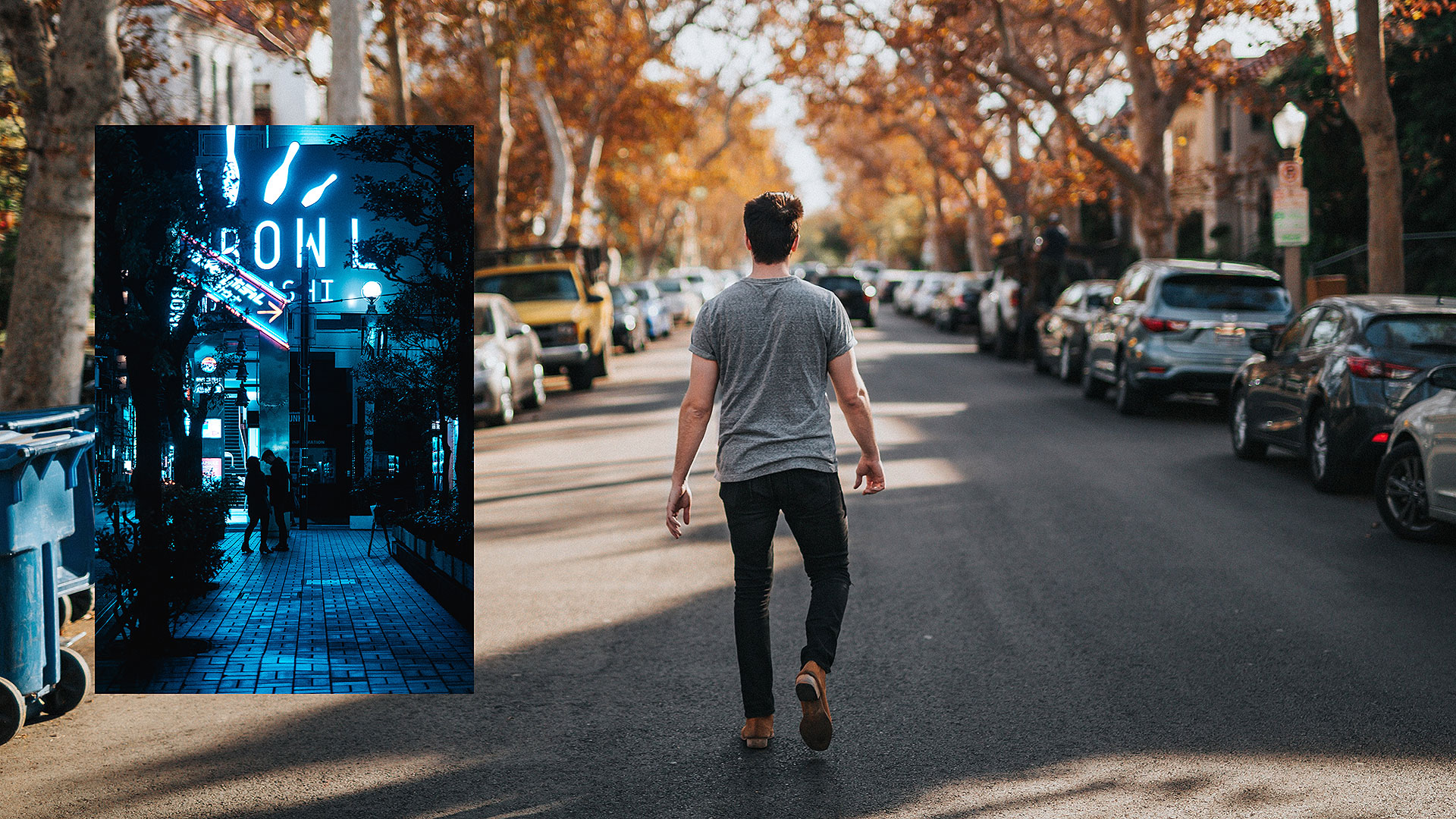 Grading Transfer in Ignite Pro Color Grading Software - Before (with reference)