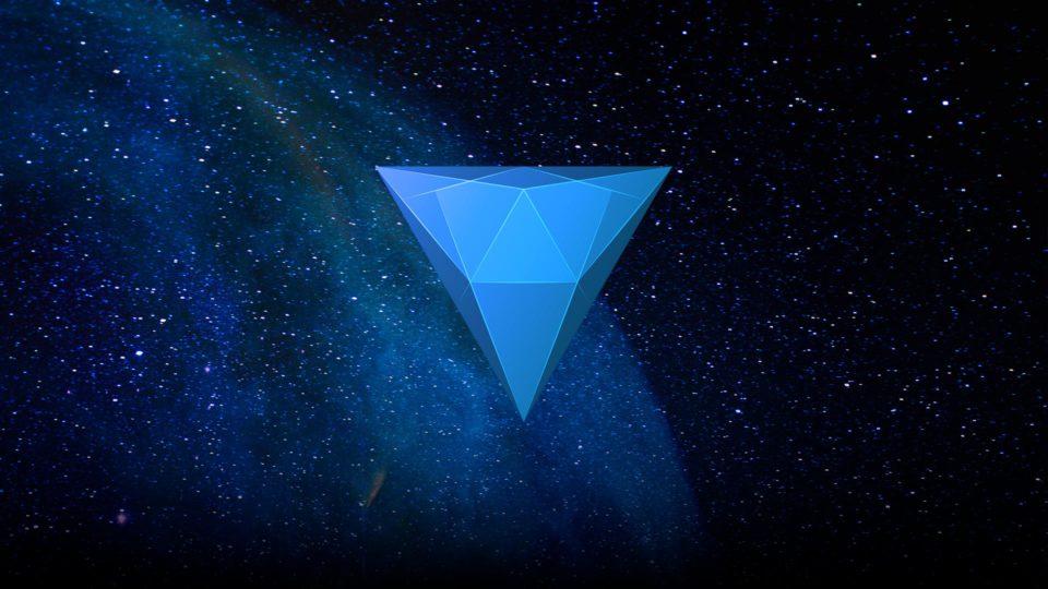 HitFilm Pro 8 update - HitFilm Pro logo over star field