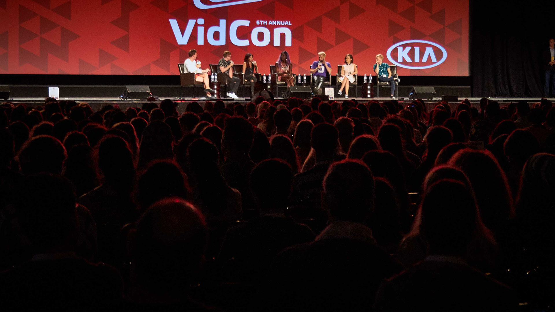VidCon is a creative revolution