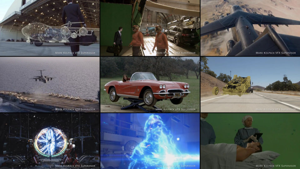 The visual effects of Agents of S.H.I.E.L.D