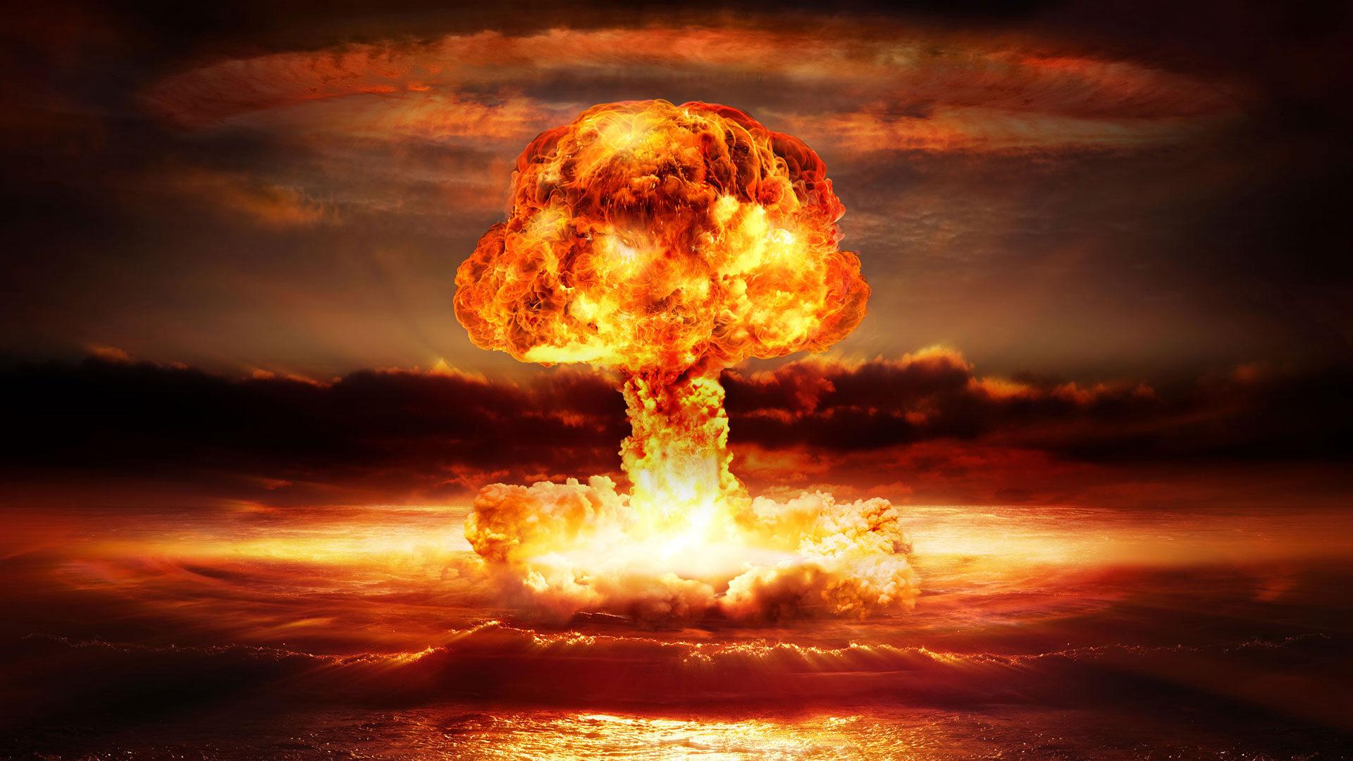 VFX nuke explosion