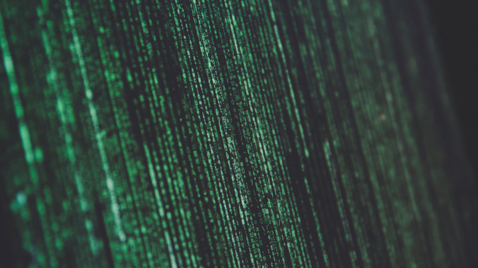 Splinter Cell Matrix Digital effect