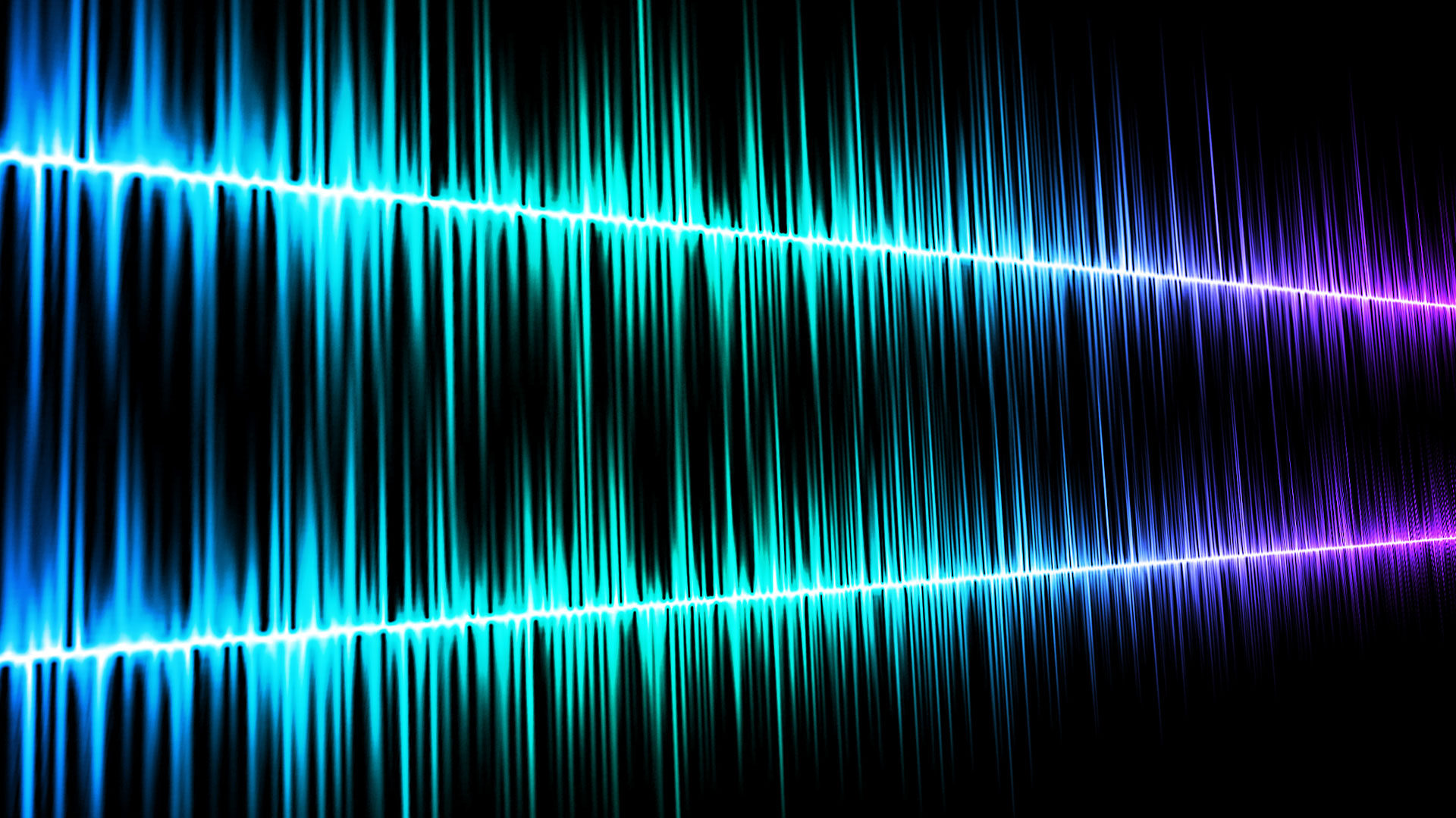 Waveform effect