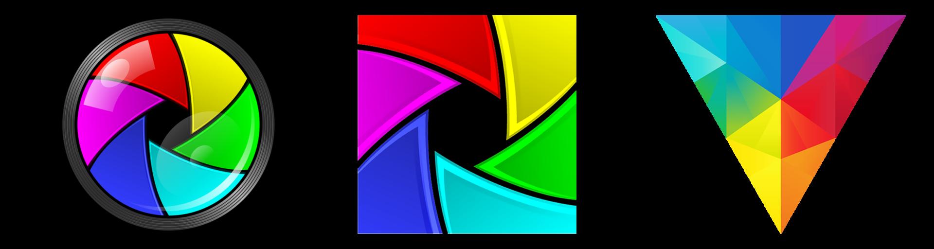 Old HitFilm Logos
