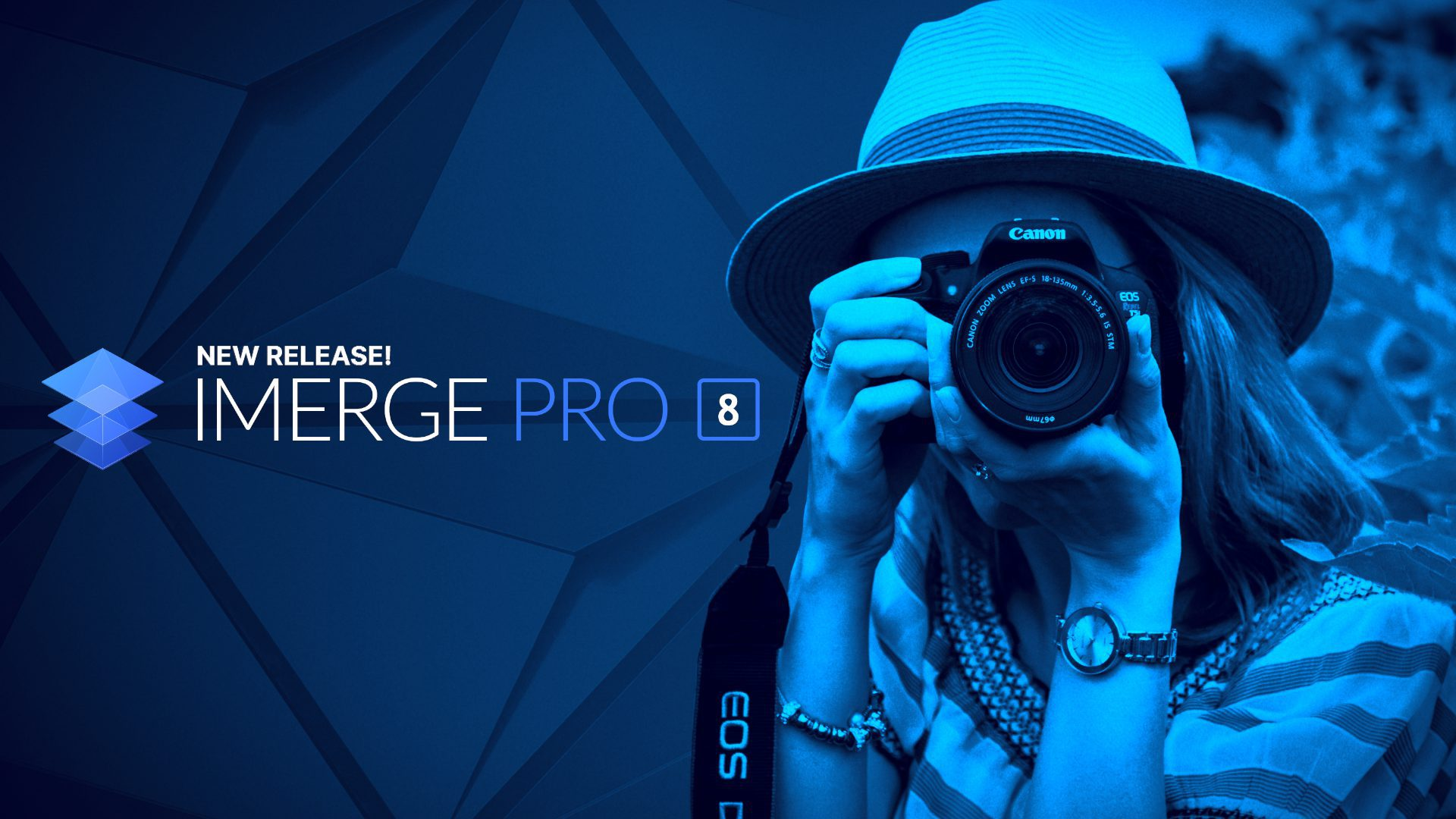 Imerge Pro 8 Update Release graphic