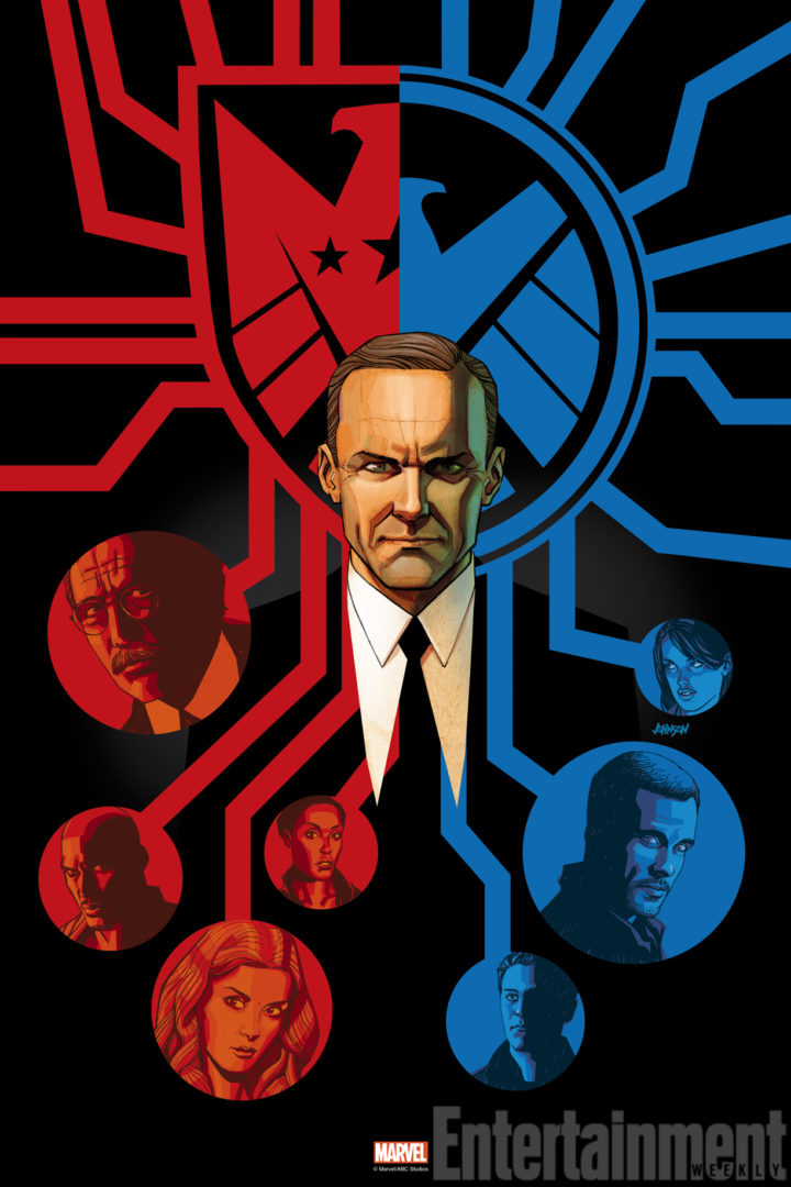 Phil Coulson - Agents of S.H.I.E.L.D
