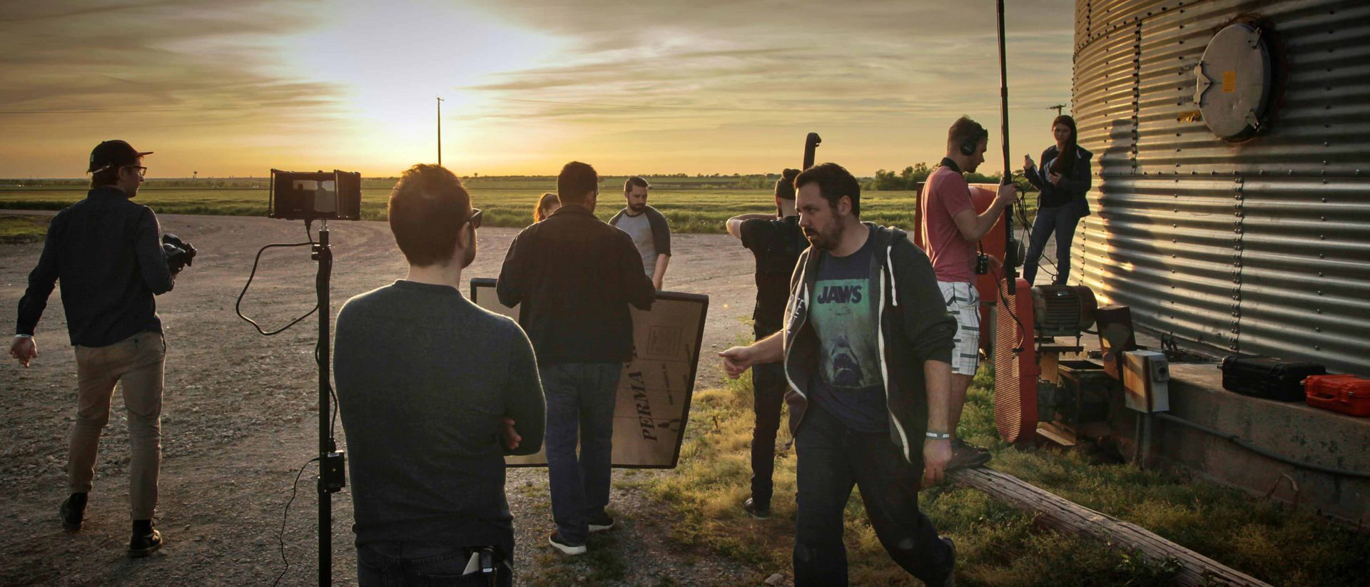 Triune Films on the set of Portal Combat - VFX masterclass with Film Riot & FXhome