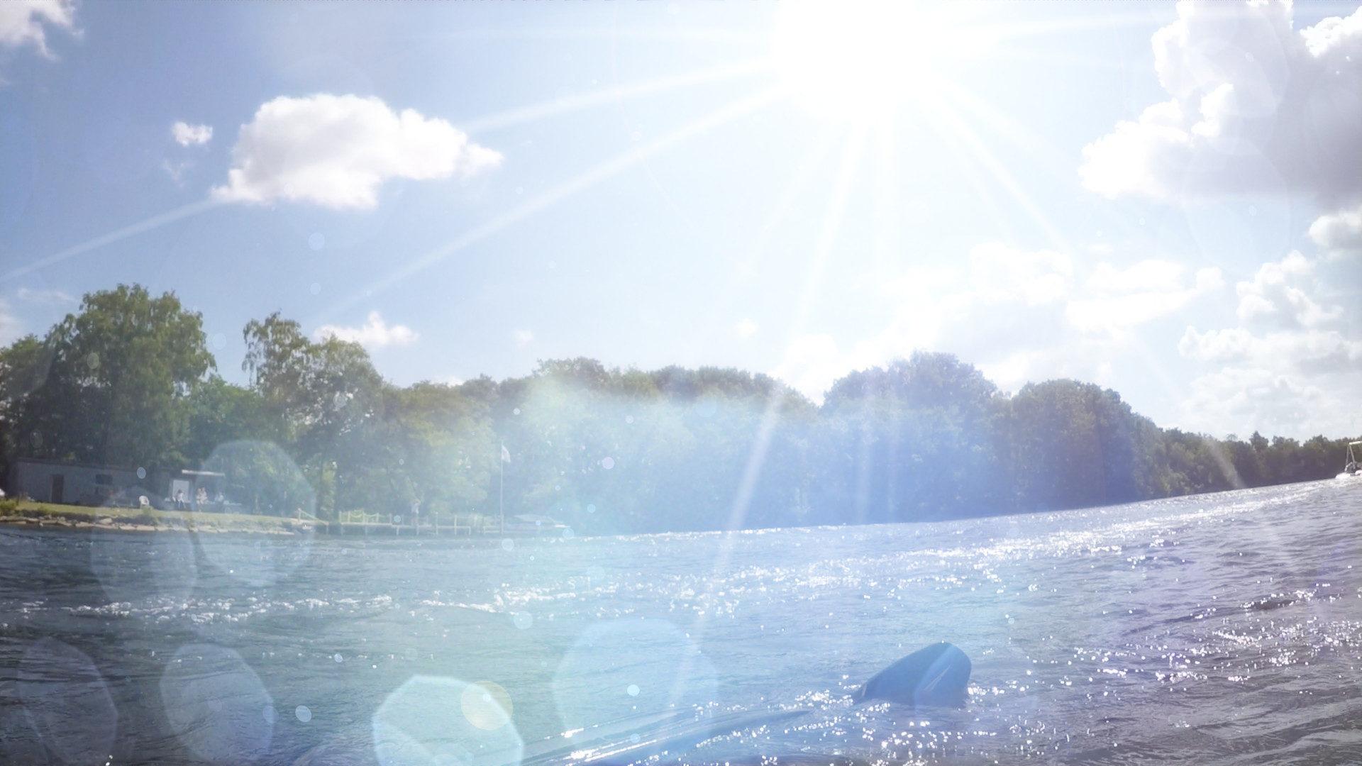 GoPro lens footage - reapplying lens blur