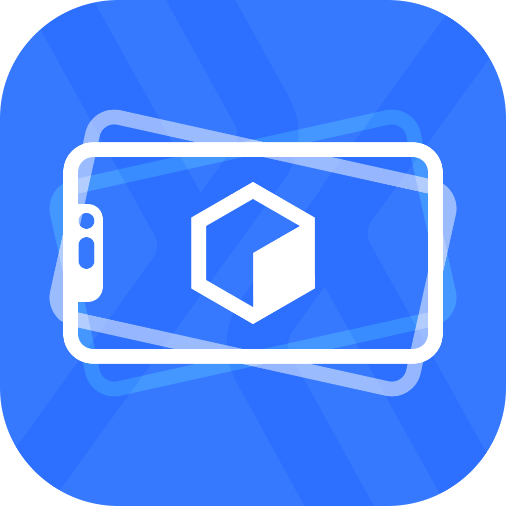 CamTrackAR logo - best camera tracking app for VFX