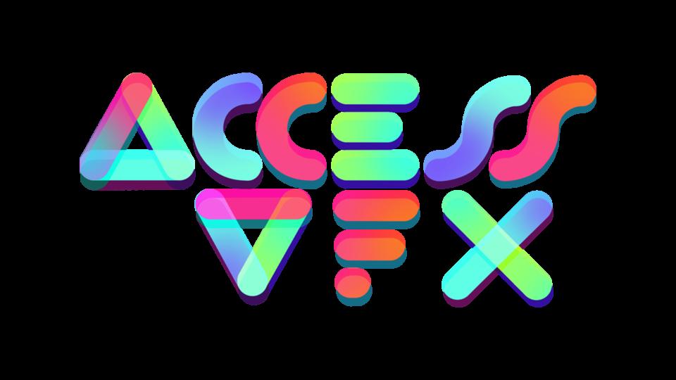 ACCESS:VFX Logo