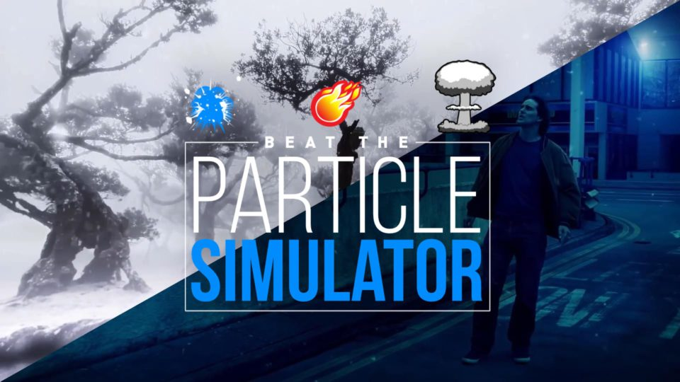 Beat the Particle Simulator VFX masterclass thumbnail