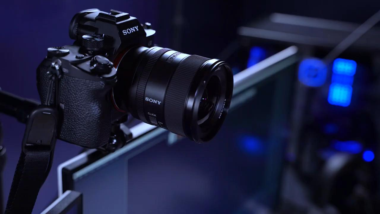 Sony DSLR set up as an external webcam - how to use your DSLR as a webcam