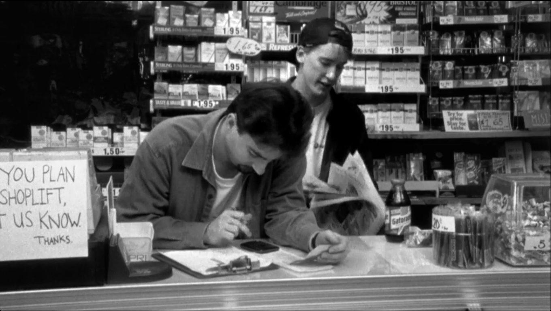 Clerks (1994) - Budget filmmaking