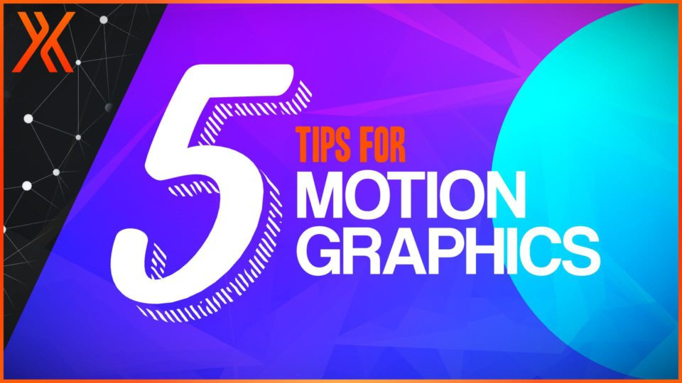 Motion Graphics YouTube Thumbnail