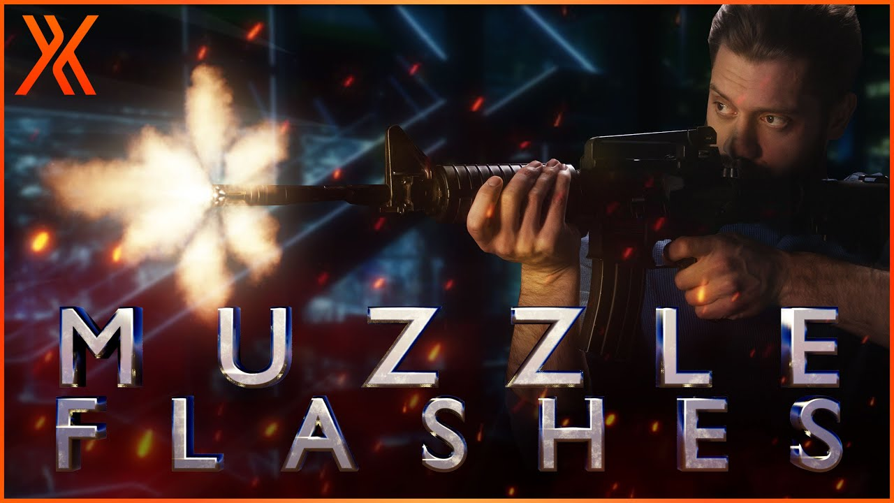 Muzzle Flashes tutorial thumbnail