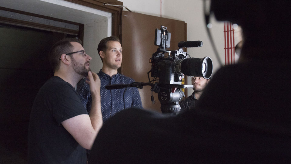 Content producers on set with high-end cinema camera - Lead Content Producer job posting at FXhome Ltd - Norwich, UK