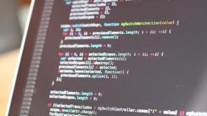 C++ code in text editor - C++ Developer job listing at FXhome Ltd - Norwich, UK