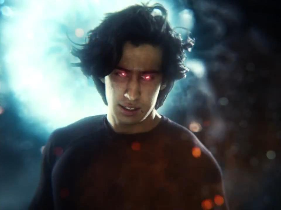How to create Superman's heat vision effects blog the final color grade