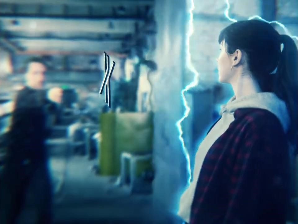How to create the Justice League's Flashtime effect - final effect