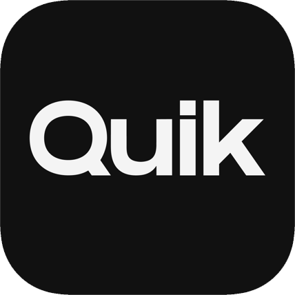 Quik - best video editing app for mobile icon