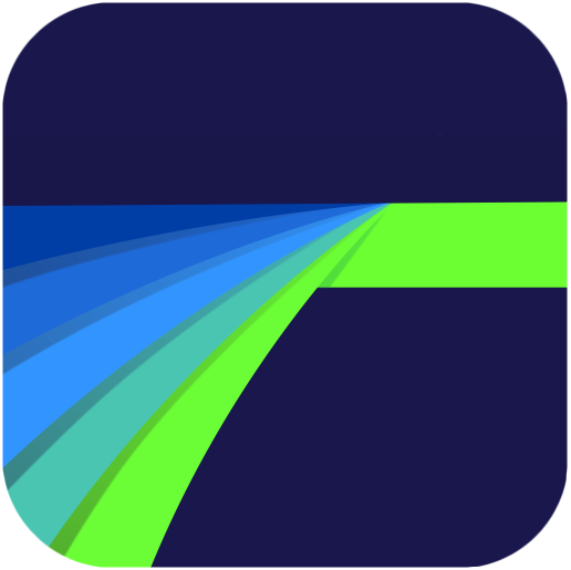 Lumafusion - best video editing app for mobile icon