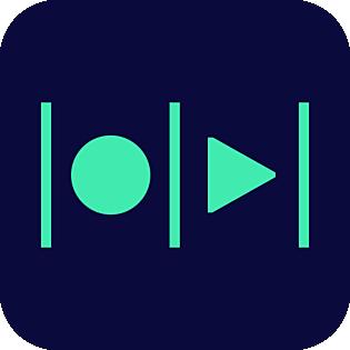 Magisto video editing app icon
