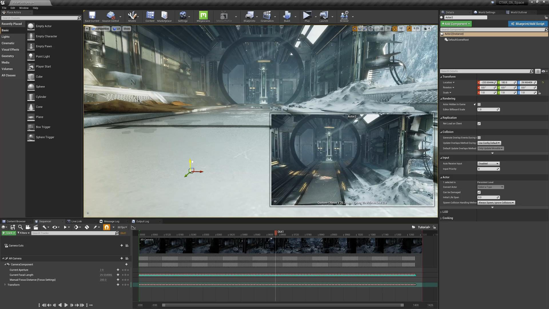 How to use CamTrackAR with Unreal Engine, Blender, and After Effects - Importing data to Unreal Engine 4