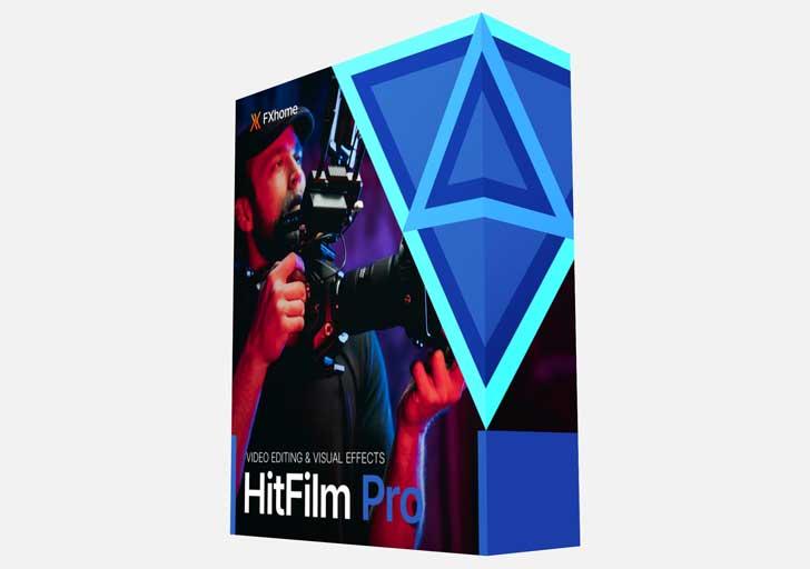 HitFilm Pro box