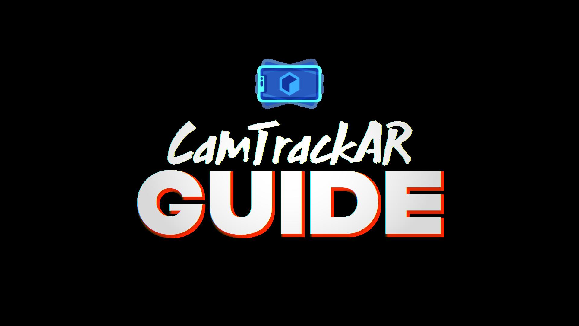CamTrackAR Guide logo